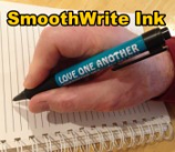 LOVE ONE ANOTHER Smooth Write Pen