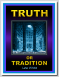 Truth Or Tradition Printed Book