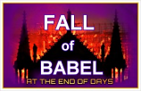 Fall of Babel -At the End of Days (Book)
