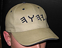 Ball Cap Tan with Paleo Hebrew Name