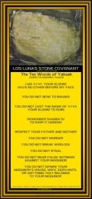 10 Commandments Los Lunas Stone