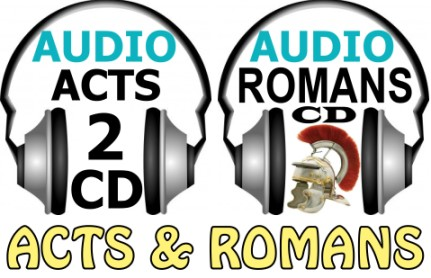 Acts and Romans CD Set