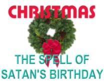 DVD CHRISTMAS-THE SPELL OF SATAN'S BIRTHDAY