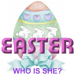 EASTER - WHO IS SHE? DVD