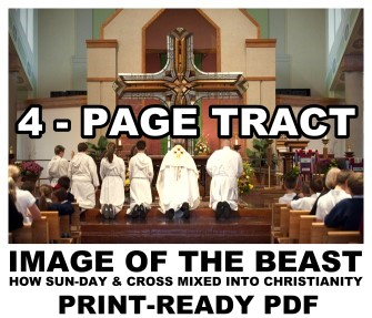IMAGE OF THE BEAST 4-PAGE TRACT DOWNLOAD