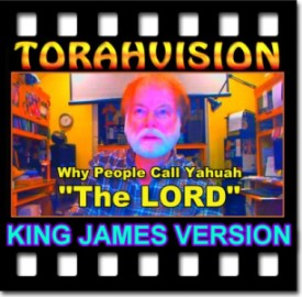 King James Version DVD