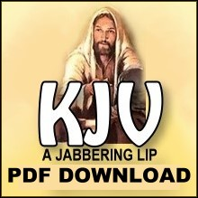 KJV: A Jabbering Lip PDF download