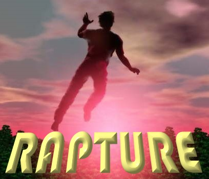 RAPTURE DVD