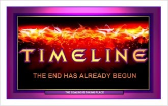 TIMELINE-The End has already begun