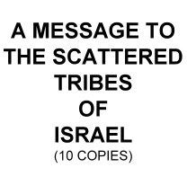 Scattered Tribes Free PDF