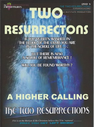 Two Resurrections Deluxe DVD