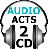 Acts Double-CD Audio Scriptures