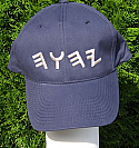 Ball Cap Navy Blue with Paleo Hebrew Name