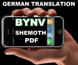 BYNV Shemoth (German Translation) PDF