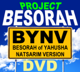 Besorah Project and More DVD