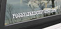 Sticker - FossilizedCustoms.com
