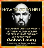 How to Go to Hell 10 printed copies