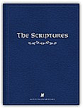 THE SCRIPTURES 2009 Large Print IRREGULAR
