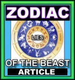 Zodiac Madness Article