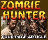 Zombie Hunter 10 copies